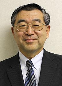 春日井市立高森台中学校校長・水谷年孝氏