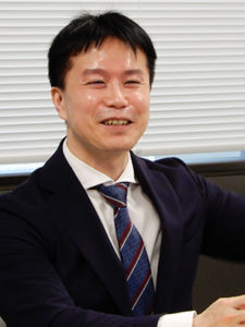 道見英人氏 NTT東日本 ビジネスイノベーション本部 テクニカルソリューション部 担当部長