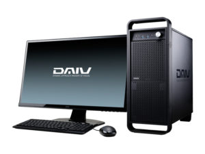 ハイスペックモデル「DAIV Z9」